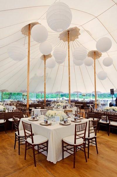 Specjalne hale namiotowe wykorzystane na imprezy plenerowe